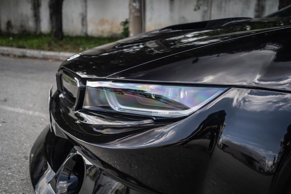 BMW i8 độ thân rộng cá tính