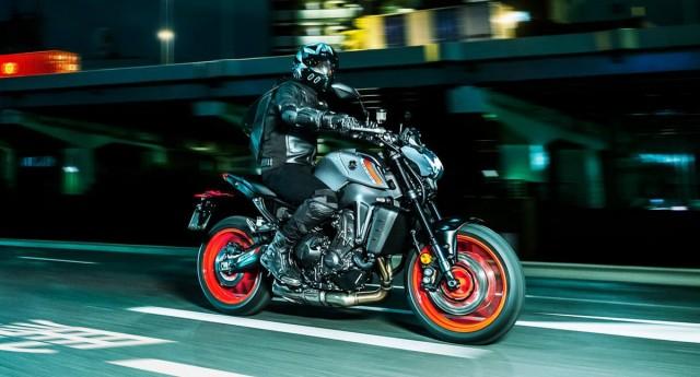 Yamaha MT-09 2021 sẽ có mặt tại Việt Nam