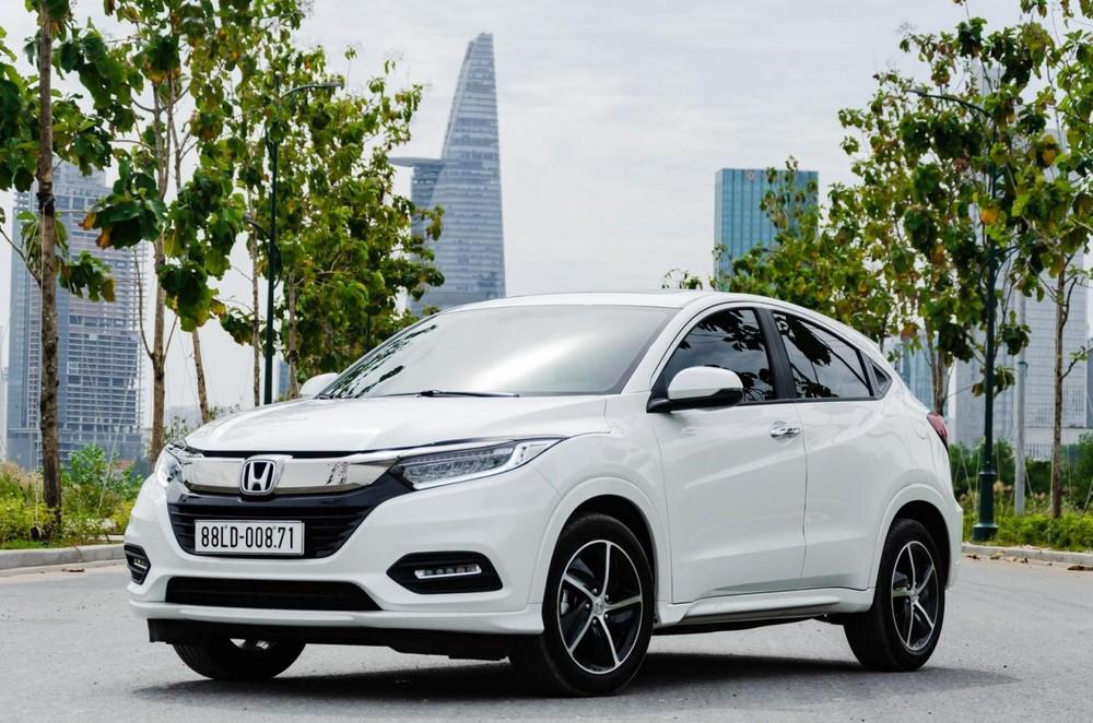 Giá bán của Honda HR-V khởi điểm từ 786 triệu đồng và cao nhất lên tới 866 triệu đồng.
