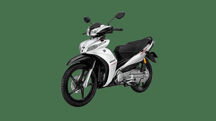 Yamaha Jupiter RC FI Bạc Đen