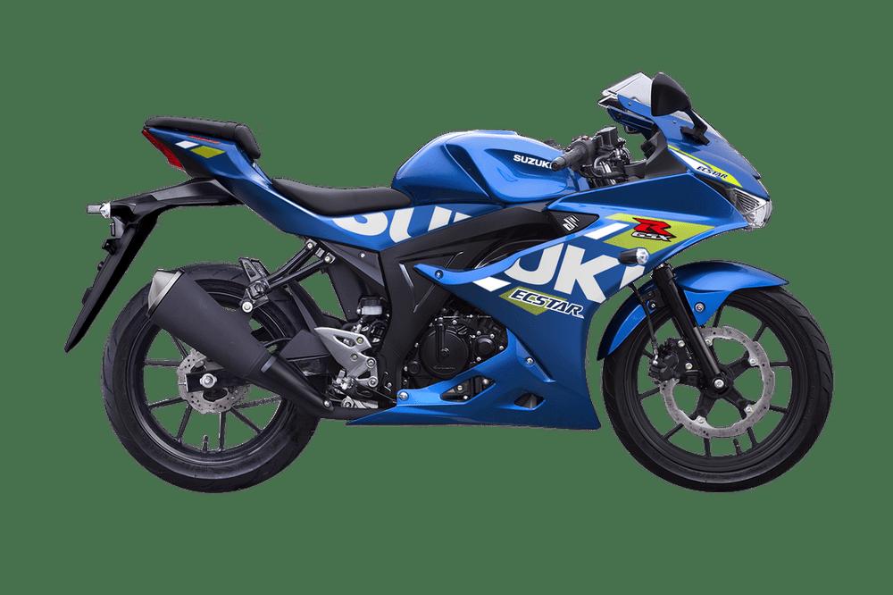 Suzuki GSX-R150 2021