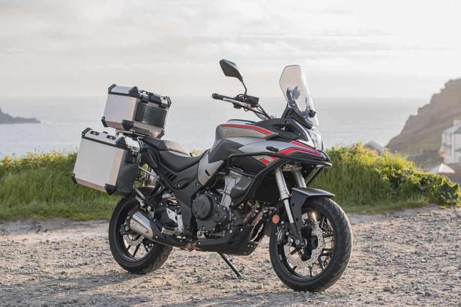 Đối thủ của Honda CB500X mang tên Voge 500DS đến từ Trung Quốc