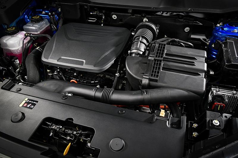 Haval H6 2021 là xe hybrid