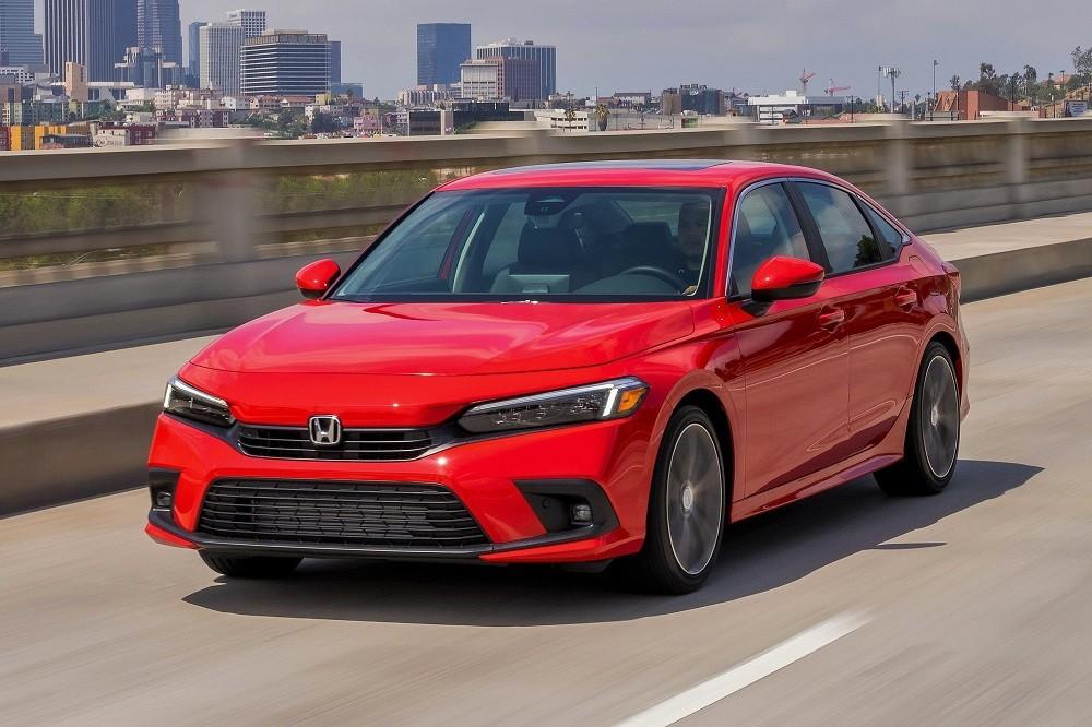 Honda Civic 2022 sẽ ra mắt Thái Lan vào tháng sau