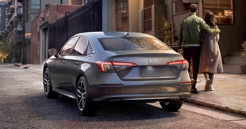 Vào thời điểm ra mắt, Honda Civic 2022 tại Thái Lan sẽ chỉ có động cơ tăng áp 1.5L