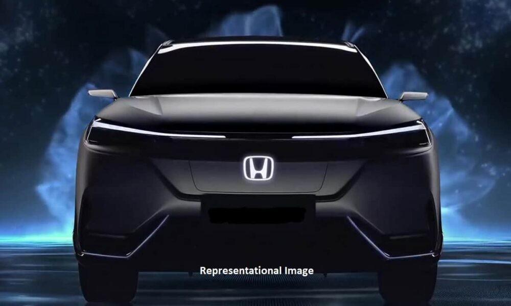 SUV điện Honda