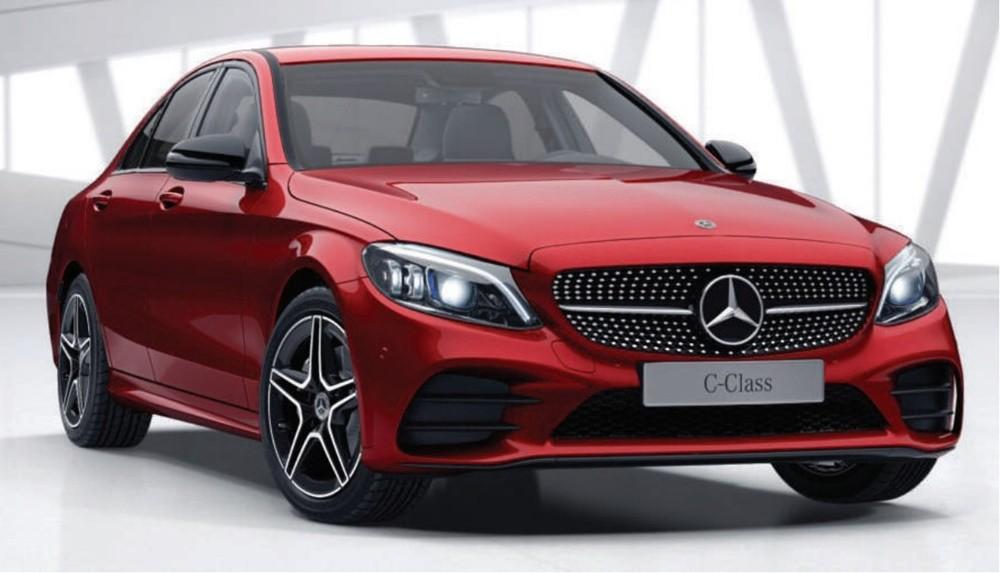 Giá xe Mercedes-Benz C300 AMG 2021