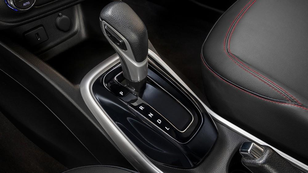 Chevrolet Tracker 2021 dùng động cơ tăng áp
