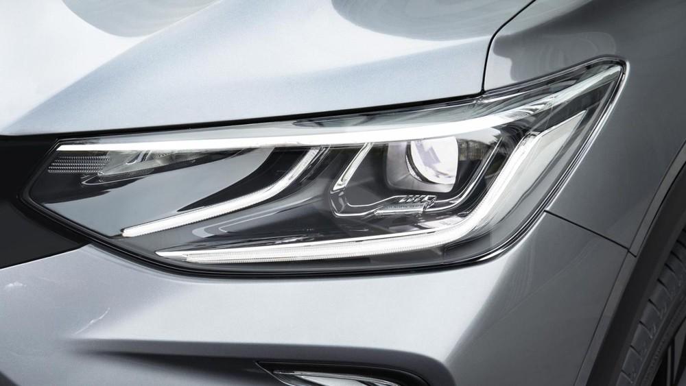 Đèn pha của Chevrolet Tracker 2021