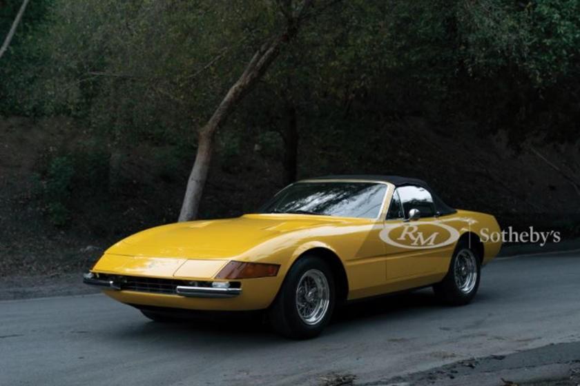 Ferrari Daytona Spyder hàng xịn