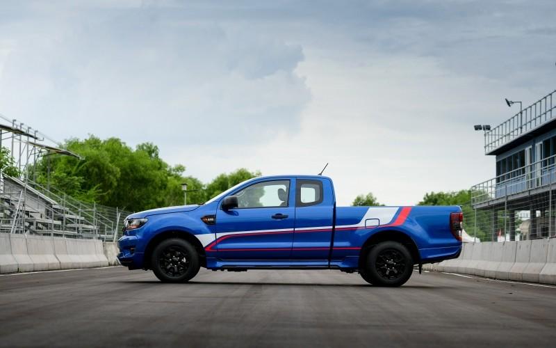 Ford Ranger XL Street 25th Anniversary Edition 2021 còn có bộ body kit mới