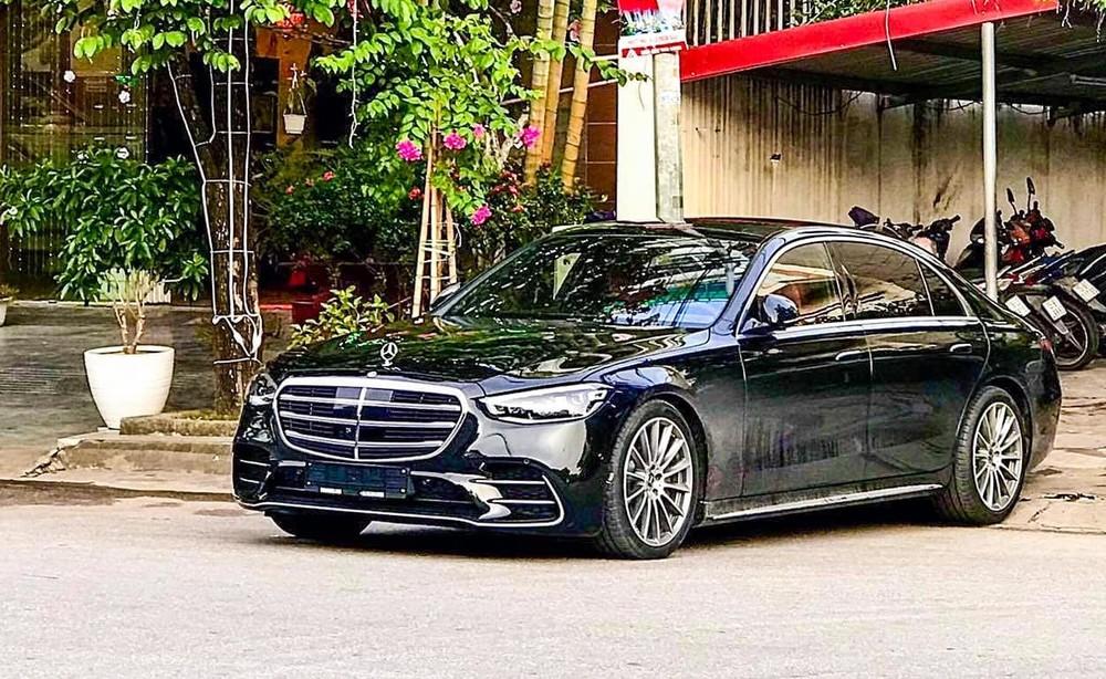 Mercedes-Benz S500 2021 tiếp tục về nước với điểm đến là thành phố Hải Phòng