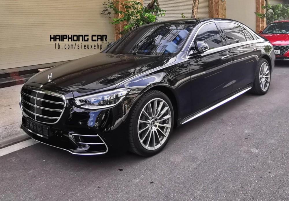 Mercedes-Benz S-Class 2021 đang được nhiều người chơi xe Việt Nam nhanh chóng tìm đến sở hữu