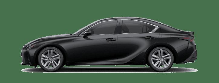 Lexus IS màu đen