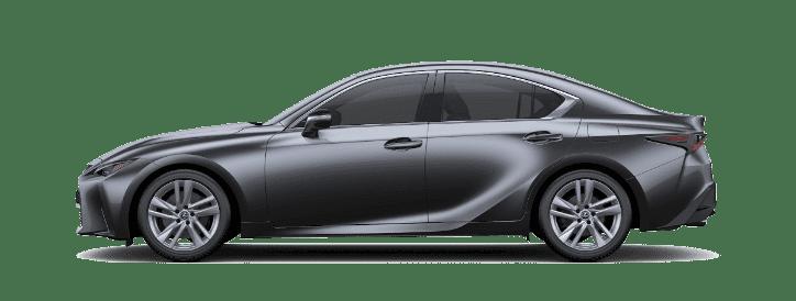 Lexus IS màu ghi