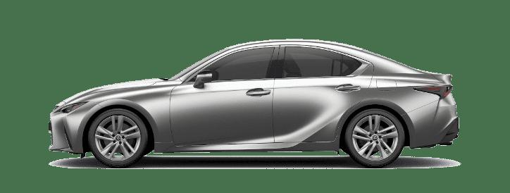 Lexus IS màu xám
