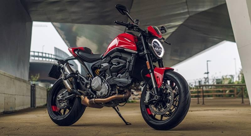 Ducati Monster 2021 sẽ là một trong những điểm nhấn lớn của dàn xe Ducati 2021
