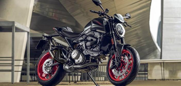 Ducati Monster 2021 với ngoại hình hoàn toàn mới