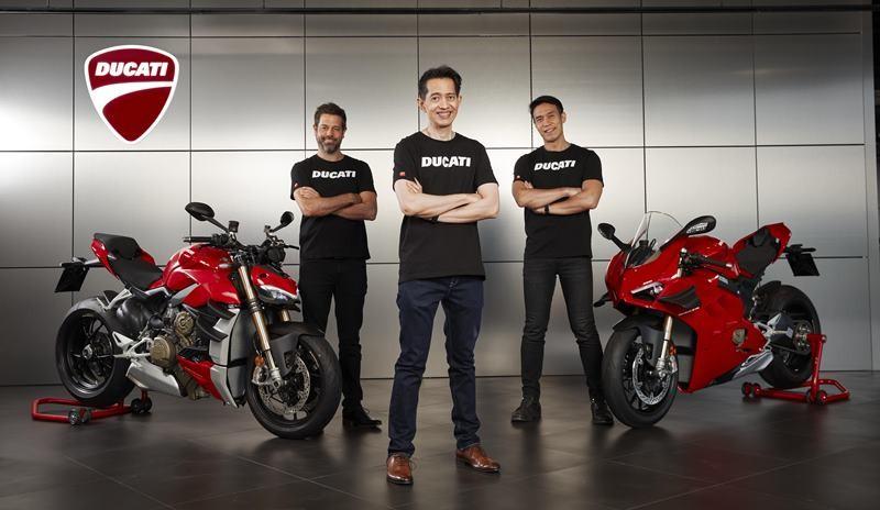 Ducati Thái Lan chuẩn bị đưa một loạt xe mới về khu vực Đông Nam Á