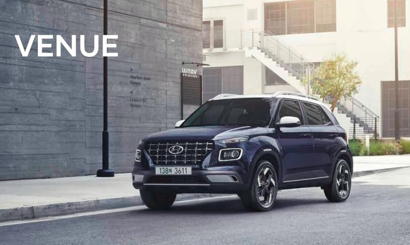 Hyundai Venue 2022 tại Hàn Quốc có giá chỉ ngang ngửa xe hạng A ở Việt Nam