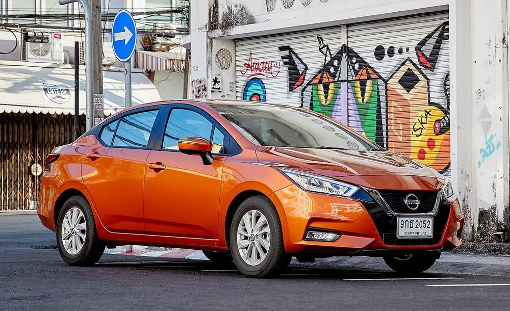 Thế hệ mới của Nissan Sunny sẽ được đổi tên thành Almera khi bán ra tại Việt Nam nhằm thống nhất tên gọi với thị trường quốc tế.