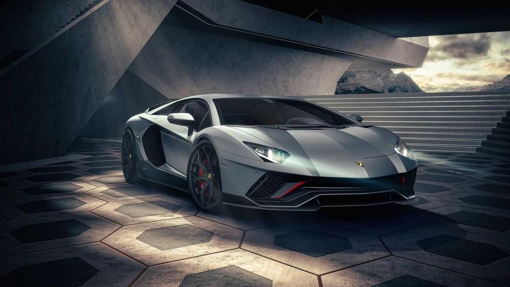 Lamborghini Aventador LP 780-4 Ultimae trình làng như phiên bản cuối cùng của dòng siêu xe Aventador