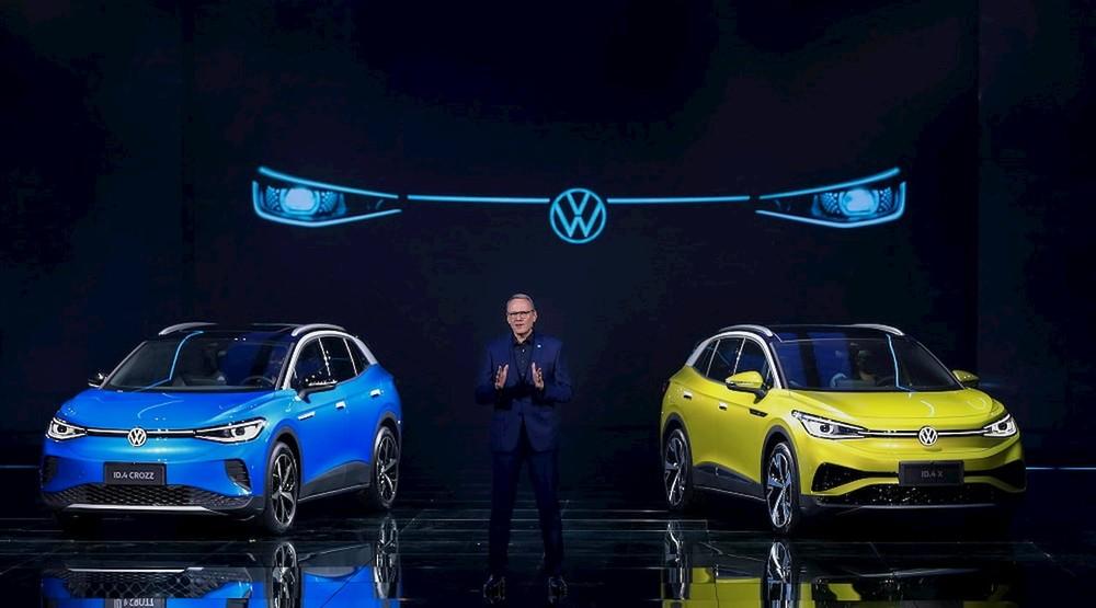 Doanh số của ID.4 X và ID.4 Crozz thấp hơn rất nhiều so với kỳ vọng của Volkswagen