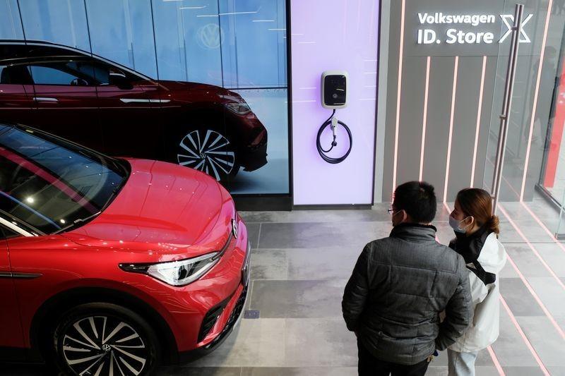Volkswagen ID.4 bị khách hàng Trung Quốc chê không đủ thông minh