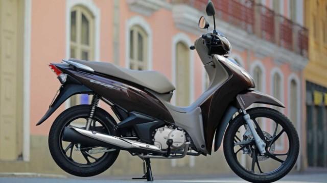 Xe số cao cấp Honda Biz 2021 ra mắt