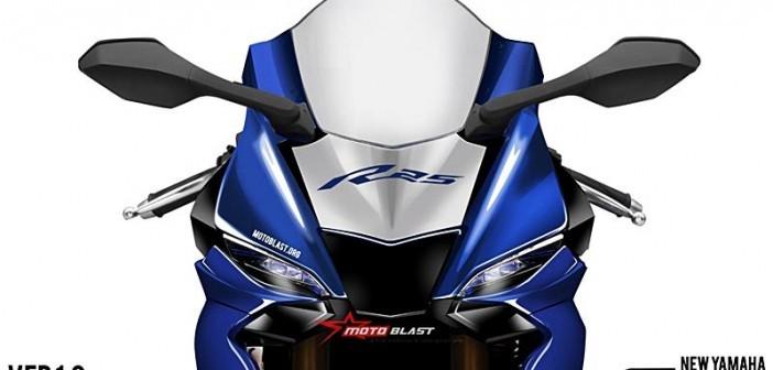 Yamaha R3 2022 nhiều khả năng sẽ có thiết kế dàn đầu có sự thay đổi nhẹ