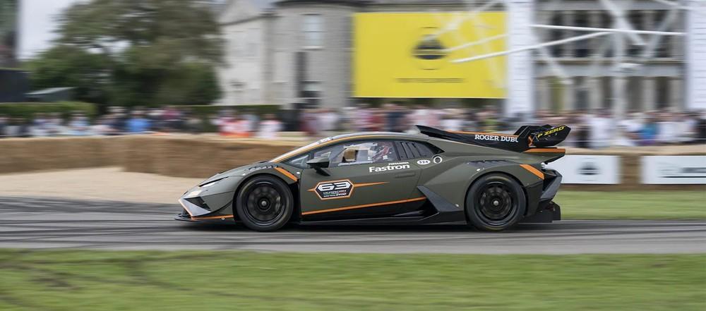 Siêu xe dành cho đường đua Huracan Super Trofeo EVO 2