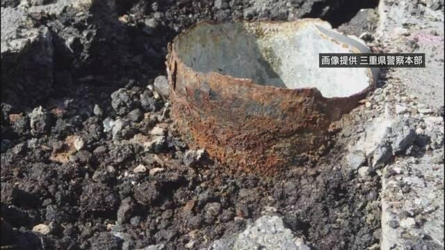 Đất ở nơi cắm cột đèn này có hàm lượng ure cao gấp 42 lần so với khu vực xung quanh