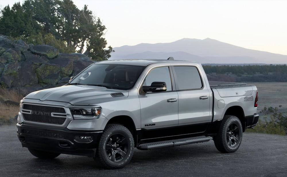 Dodge Ram 1500 BackCountry