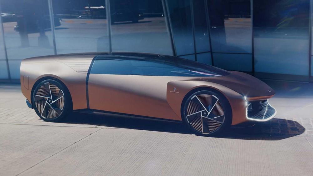 Mẫu concept xe điện Pininfarina Teorema