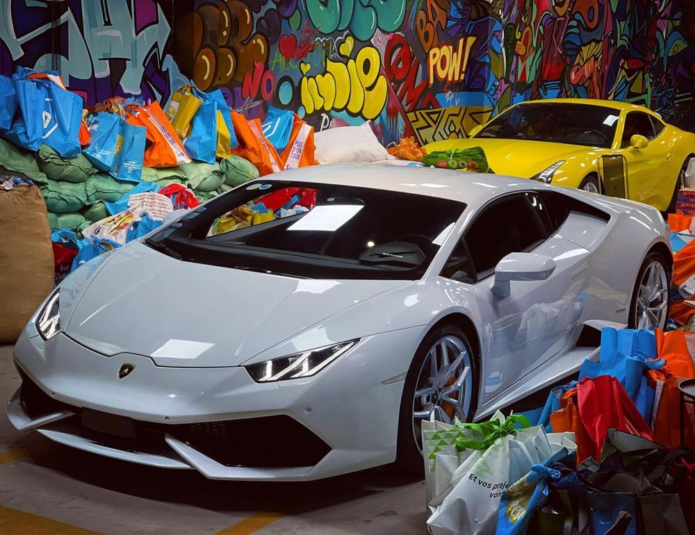 Siêu xe Lamborghini Huracan LP610-4