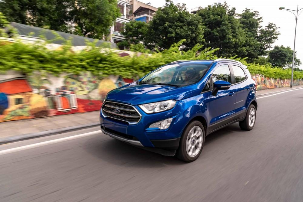Ford Ecosport đã từng một thời vang bóng tại Việt Nam.