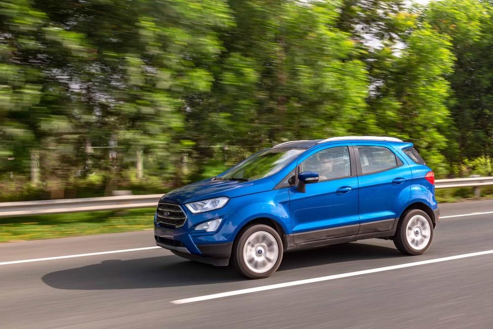 Trong tháng 7/2021, Ford Ecosport nhận được ưu đãi tới 50 triệu đồng.
