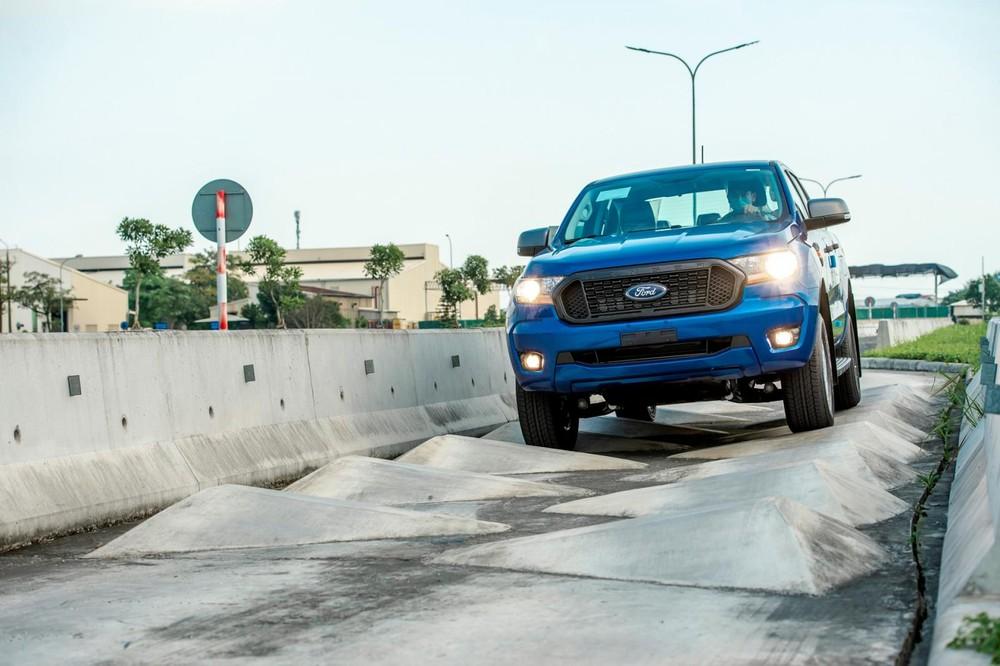 Cộng dồn nửa đầu năm 2021, Ford Ranger bán ra được tổng cộng 6.912 xe.