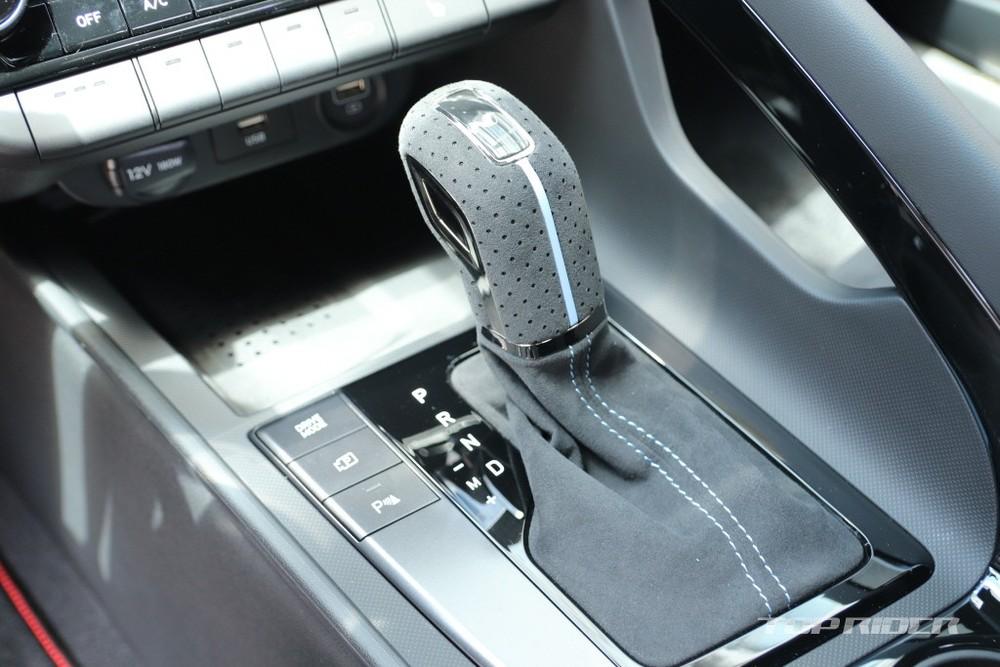 Hyundai Elantra N 2022 có 2 tùy chọn động cơ