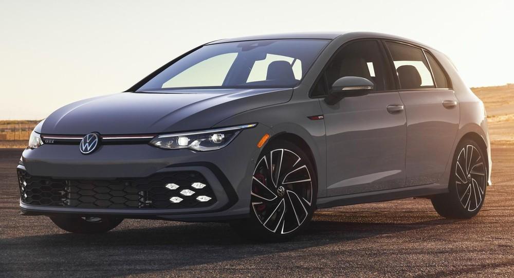 Volkswagen Golf GTI 2022 trình làng tại Mỹ