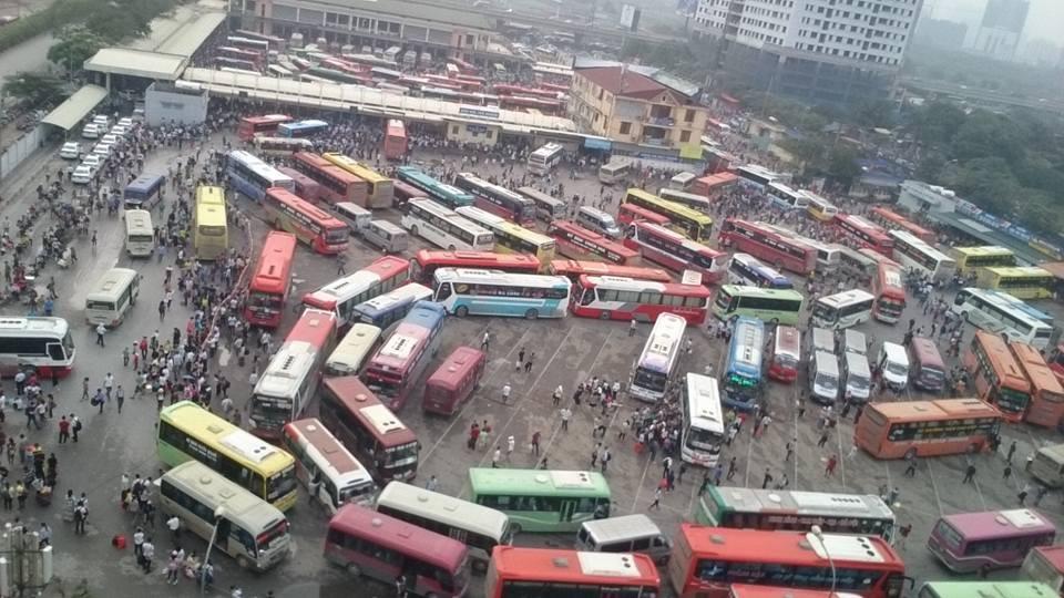 Hà Nội tạm dừng hoạt động vận tải hành khách đi 37 tỉnh, thành phố và ngược lại