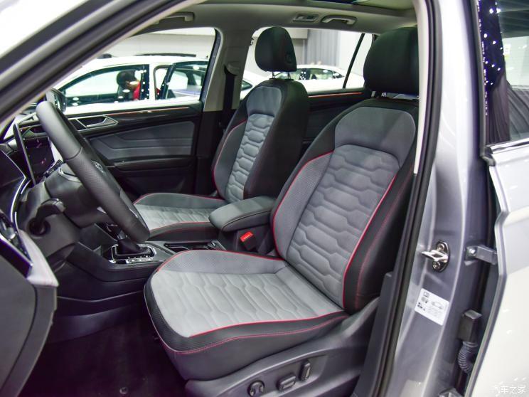 Ghế của Volkswagen Tiguan L 2021