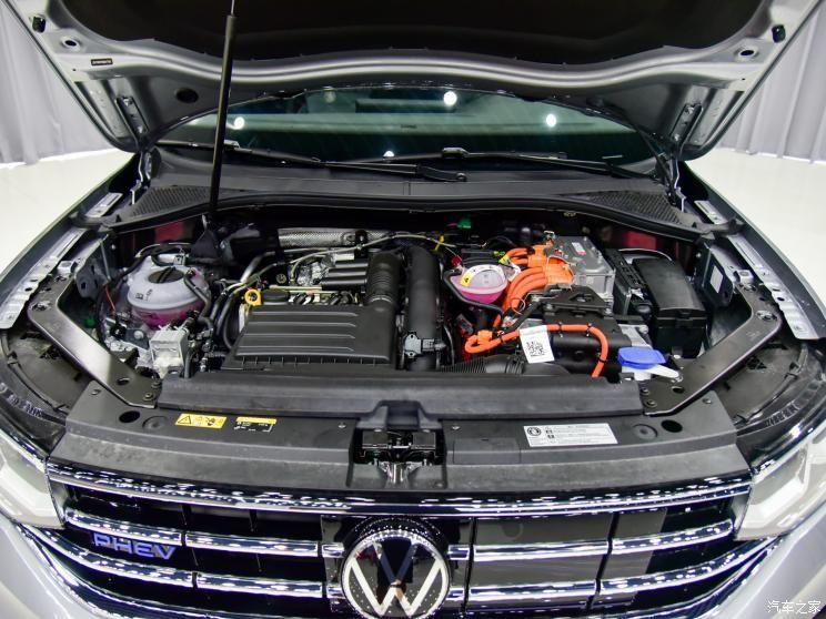 Volkswagen Tiguan L 2021 dùng hệ truyền động plug-in hybrid
