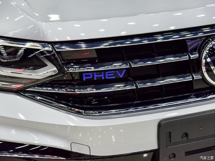 Logo PHEV của Volkswagen Tiguan L 2021