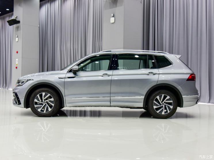 Volkswagen Tiguan L 2021 dài hơn Tiguan Allspace tại châu Âu và Mỹ