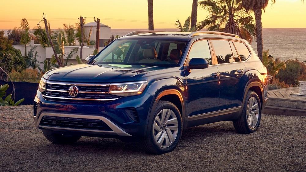 Volkswagen Teramont 2021 rục rịch ra mắt thị trường Việt Nam