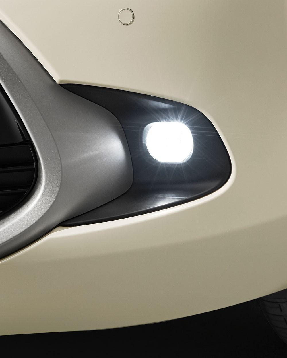 Đèn sương mù trước của Toyota Prius c 2021