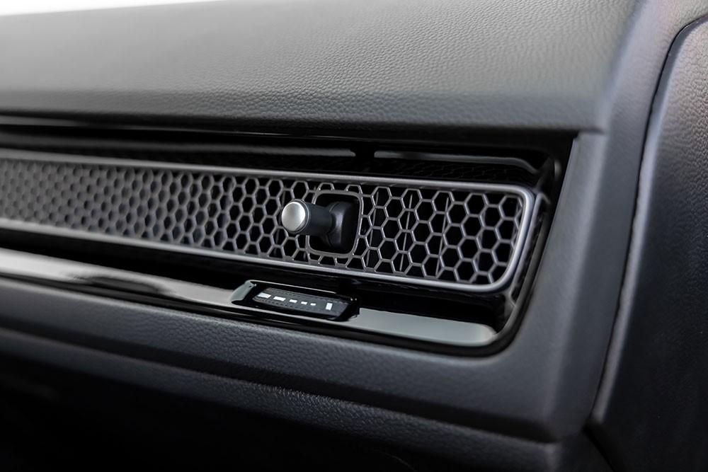 Cửa gió điều hòa mới của Honda Civic 2022
