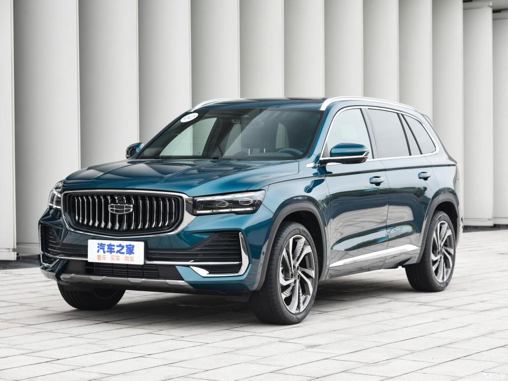 Geely Xingyue L 2021 là xe Trung Quốc nhưng dùng động cơ Volvo