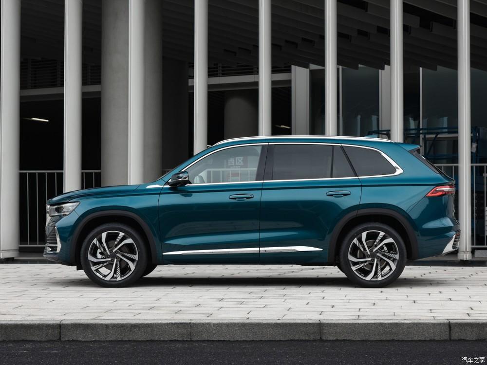 Geely Xingyue L 2021 dùng chung cơ sở gầm bệ với Volvo XC40